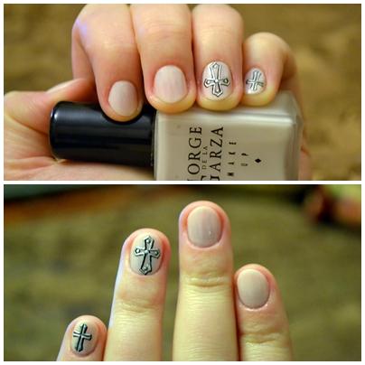 gothic-nail-art
