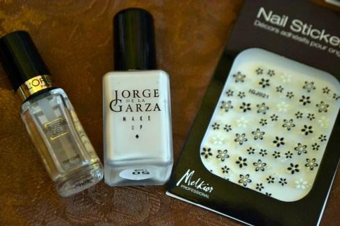 melkior nail stickers