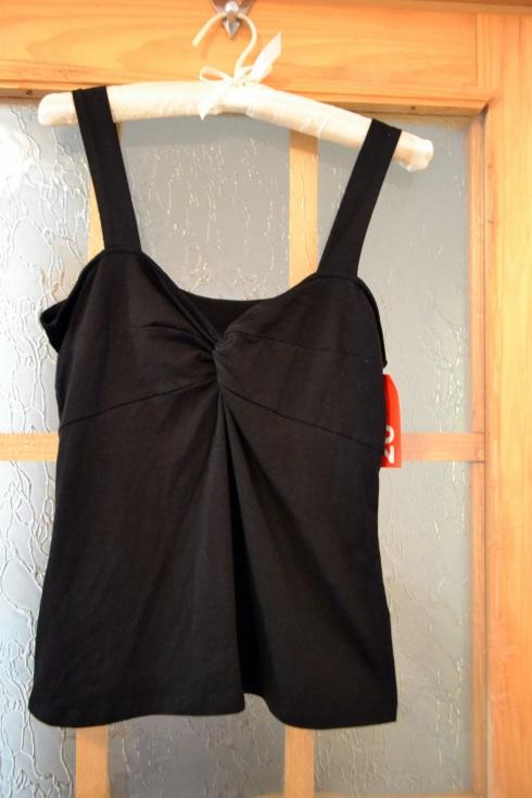 bluza neagra H&M